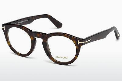Lunettes design Tom Ford FT5459 052 - Brunes, Dark, Havana