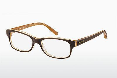 Lunettes design Tommy Hilfiger TH 1018 GYB - Brunes