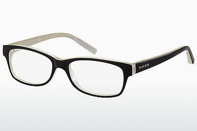 Lunettes design Tommy Hilfiger TH 1018 HDA - Blanches, Noires