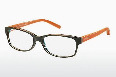 Lunettes design Tommy Hilfiger TH 1018 VMP - Brunes, Orange