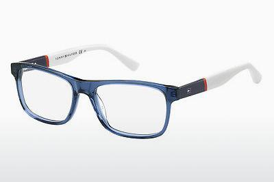 Lunettes design Tommy Hilfiger TH 1282 FMW - Bleues, Rouges, Blanches