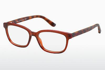Lunettes design Tommy Hilfiger TH 1286 FVY - Orange