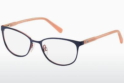Lunettes design Tommy Hilfiger TH 1319 VKZ - Bleues, Orange