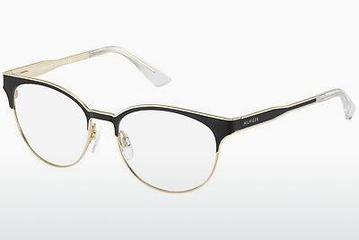 Lunettes design Tommy Hilfiger TH 1359 K1T - Rose, Or, Noires