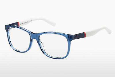Lunettes design Tommy Hilfiger TH 1406 FMW - Bleues