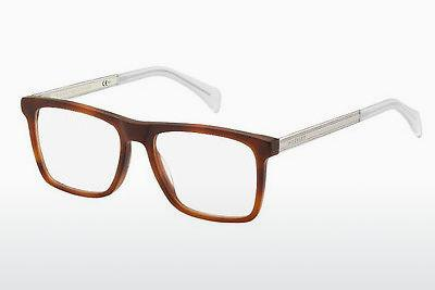 Lunettes design Tommy Hilfiger TH 1436 HBN - Jaunes, Brunes, Havanna