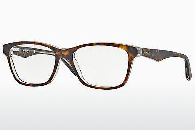 Lunettes design Vogue VO2787 1916 - Transparentes, Brunes, Havanna