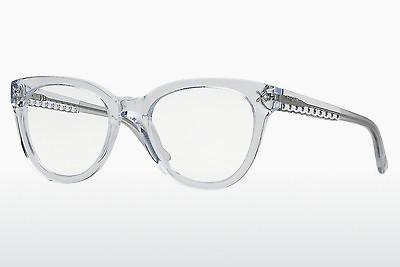 Lunettes design Vogue VO2887 W745 - Blanches, Clear