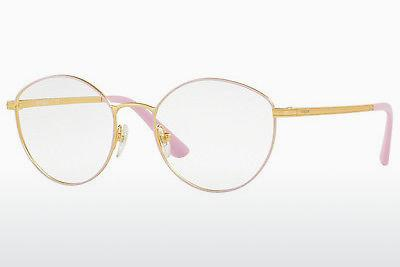 Lunettes design Vogue VO4025 5024 - Rose, Or, Jaunes