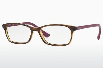 Lunettes design Vogue VO5053 2406 - Brunes, Havanna
