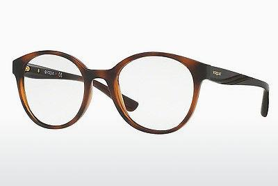 Lunettes design Vogue VO5104 2386 - Brunes, Havanna, Transparentes