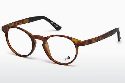 Lunettes design Web Eyewear WE5186 053 - Havanna, Yellow, Blond, Brown