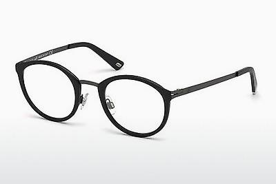 Lunettes design Web Eyewear WE5193 013 - Grises, Dark, Matt