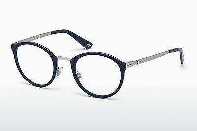 Lunettes design Web Eyewear WE5193 017 - Grises, Matt, Palladium