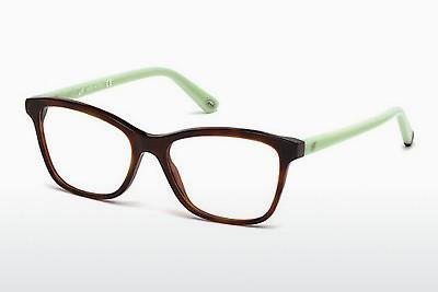 Lunettes design Web Eyewear WE5200 053 - Havanna, Yellow, Blond, Brown