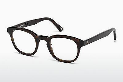 Lunettes design Web Eyewear WE5203 052 - Brunes, Havanna
