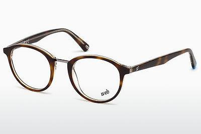 Lunettes design Web Eyewear WE5222 056 - Brunes, Havanna