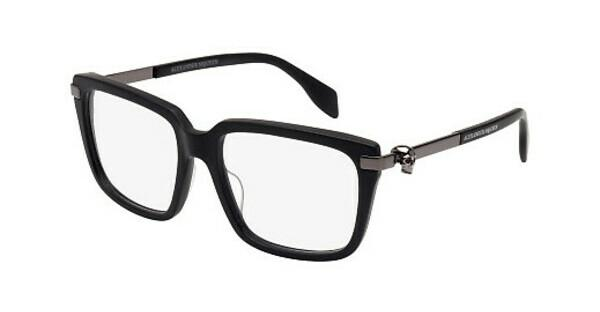 Alexander McQueen AM0022O 002 BLACK