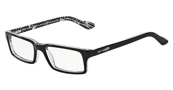 Arnette AN7035 1099 TOP BLACK ON WHITE