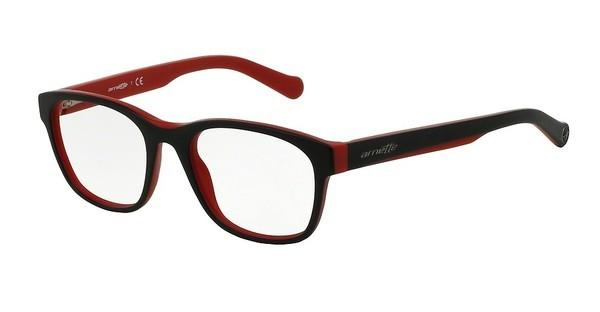 Arnette AN7081 1135 MATTE BLACK ON RED