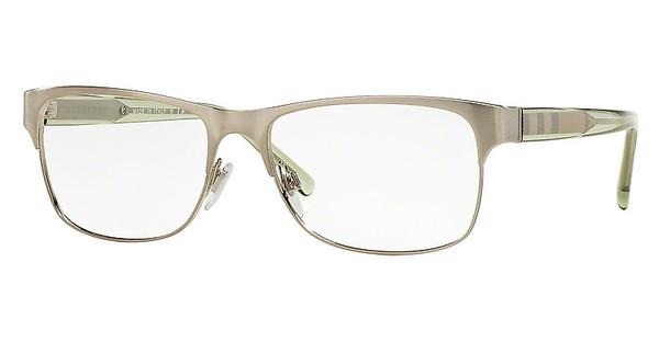 Burberry BE1289 1166 BRUSHED SILVER
