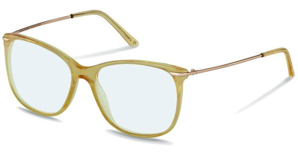 Claudia Schiffer C4007 C transparent yellow, rose gold