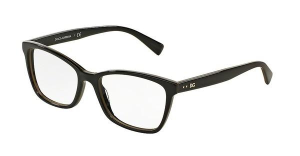 Dolce & Gabbana DG3245 3003 TOP BLACK/GOLD/BLACK
