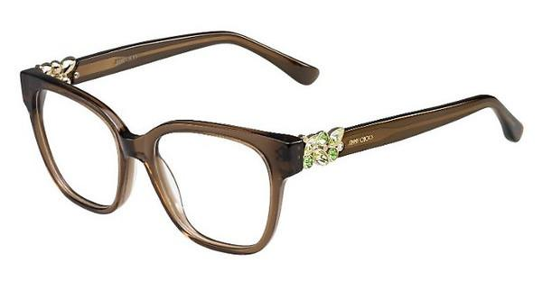 Jimmy Choo JC119 A2K TRN BROWN