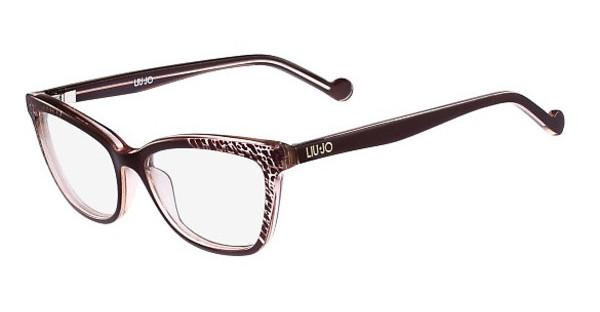 Liu Jo LJ2627 601 ROSE W-PLUM PATTERN