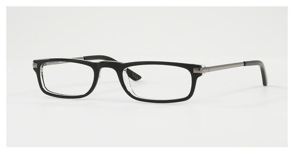 Luxottica   LU3203 C388 TOP BLACK ON TRANSPARENT