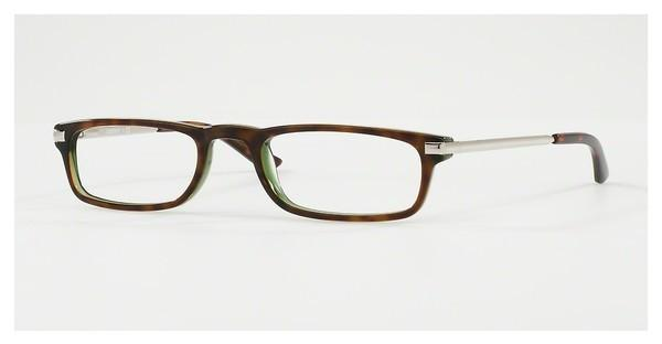 Luxottica LU3203 C519 HAVANA ON GREEN