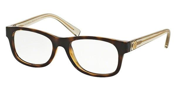 Michael Kors MK8014 3054 TORTOISE SMOKEY TRANSPARENT