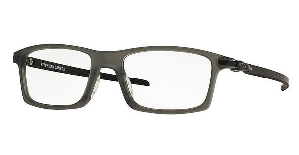 Oakley OX8092 809202 SATIN GREY SMOKE