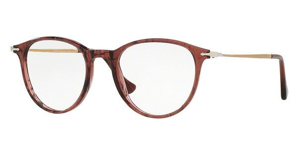Persol   PO3147V 1054 STRIPED CHERRY
