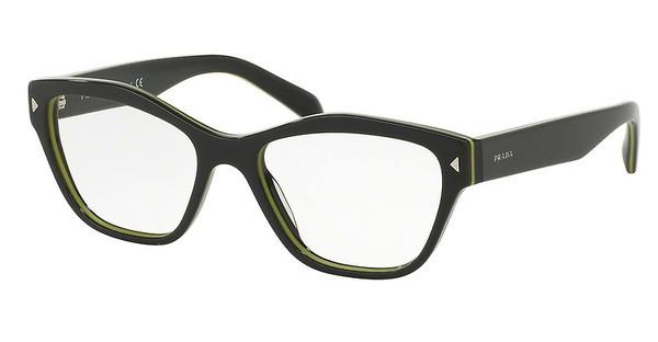 Prada PR 27SV UR01O1 GREY/YELLOW/GREY