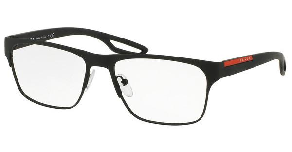 Prada Sport PS 52GV DG01O1 BLACK RUBBER