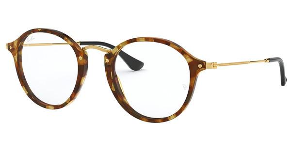 Ray-Ban RX2447V 5494 BROWN HAVANA