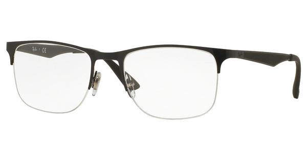 Ray-Ban RX6362 2509 SHINY BLACK