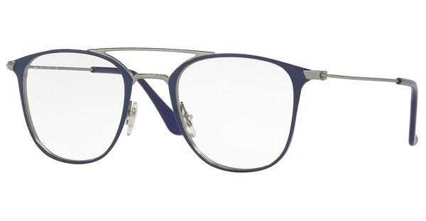 Ray-Ban   RX6377 2906 GUNMETAL/SHINY BLUE