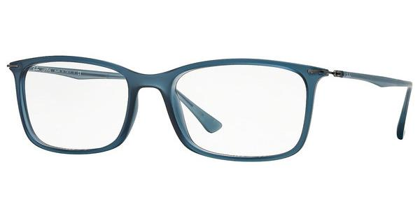 Ray-Ban RX7031 5400 DEMIGLOSS DARK BLUE