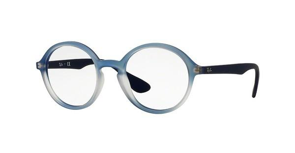 Ray-Ban RX7075 5601 BLUE GRADIENT/ RUBBER