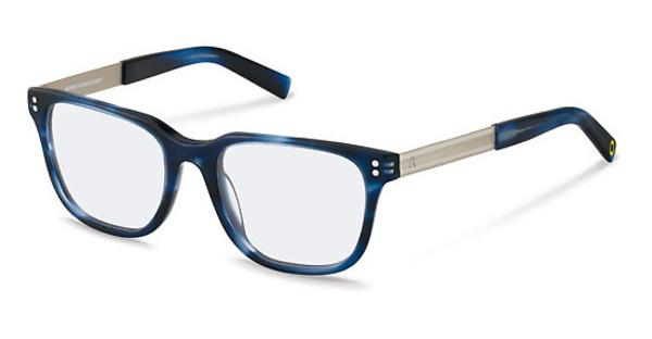 Rocco by Rodenstock RR423 C blue structured