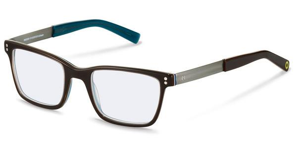 Rocco by Rodenstock RR426 E brown blue layered