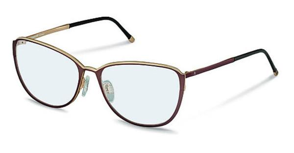 Rodenstock R2570 C chocolate, rose gold