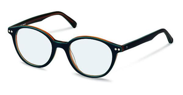Rodenstock R5304 C dark blue layered