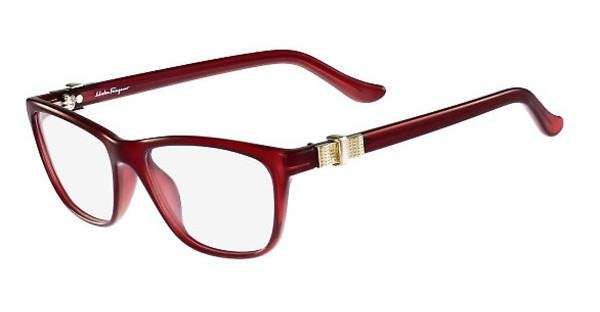 Salvatore Ferragamo SF2728 606 WINE