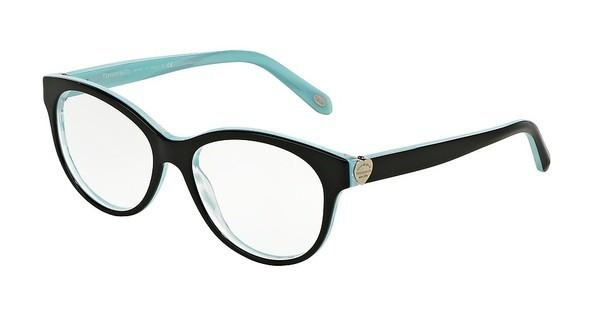 Tiffany   TF2124 8193 BLACK/STRIPED BLUE
