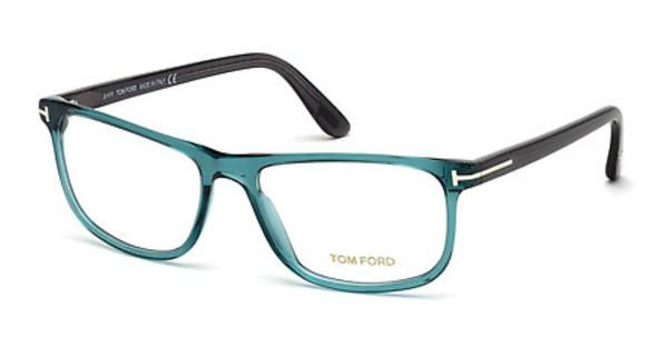 Tom Ford FT5356 087 türkis glanz