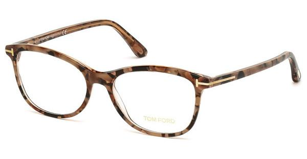 Tom Ford FT5388 055 havanna bunt