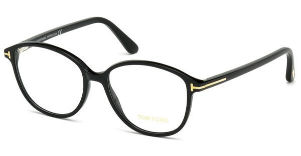 Tom Ford FT5390 001 schwarz glanz